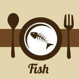 Food design stock illustration