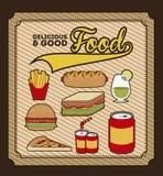 Food design Stock Photo