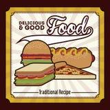 Food design Stock Photos