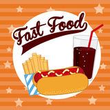 Food design Royalty Free Stock Photo