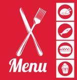 Food design Royalty Free Stock Photos