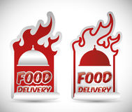 Food design. Royalty Free Stock Photography