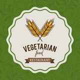 Food design,vector illustration. Royalty Free Stock Photography