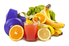 Food and diet stock photo