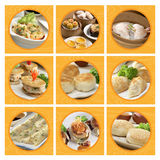 Food Dimsum Stock Photos