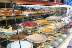 Food display Royalty Free Stock Image