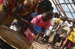 Free Food Distribution, Uganda Royalty Free Stock Images - 26234409