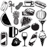 Food and Drink 2 Stock Image