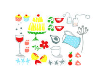 Food and drink Royalty Free Stock Image