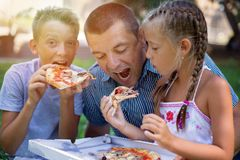 Food and drink concept. Family concept stock photo