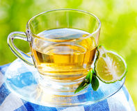 Earl Grey tea with bergamot Stock Images