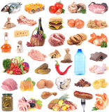 Food for every taste Stock Image