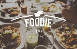 Food Flavorsome Hospitality Delight Concept royalty free stock photos