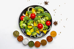 Free Food For Health. Royalty Free Stock Photos - 56732188