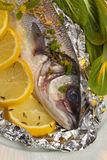 Food - Fresh Fish Stock Image