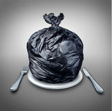 Food Garbage Royalty Free Stock Photo