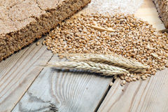 Food grains Royalty Free Stock Image