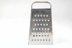 Food grater white background Stock Photos