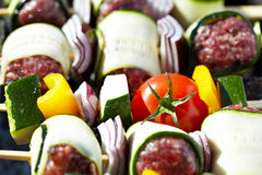 Food for grill Stock Photography