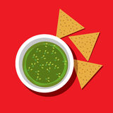 Food icon concept Stock Photo