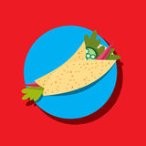Food icon concept Royalty Free Stock Photo