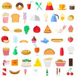 Food Icon Stock Images
