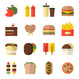 Food icon Stock Photo