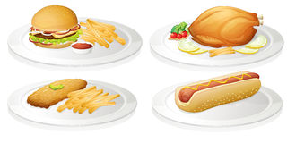A food Stock Images