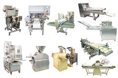 Food industry equipment Stock Photography