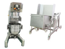 Food industry equipment Stock Image