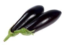 Food  ingredient - eggplants Royalty Free Stock Photo