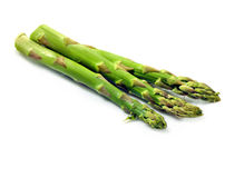 Food  ingredient fresh asparagus Royalty Free Stock Photos