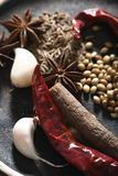 Food Ingredient mixture Stock Photo