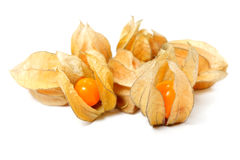Food  ingredient physalis Royalty Free Stock Photography