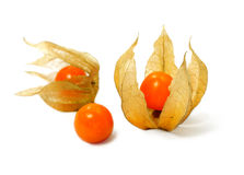 Food  ingredient physalis Stock Photos