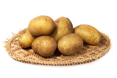 Food  ingredient potato Royalty Free Stock Photos