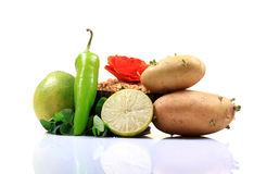 Food ingredients Stock Image