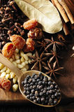 Food ingredients Stock Photography