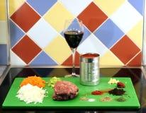 Food Ingredients Royalty Free Stock Photos