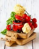 Food ingredients. Stock Photos