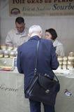 Food inspection Paris Royalty Free Stock Photos
