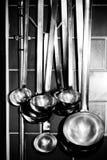 Food Ladles Stock Image