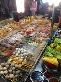 Food of Malaysia royalty free stock photos