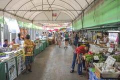 Food market Bangkok, Thailand Stock Images
