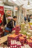 Food market Stock Image