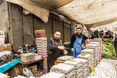 Food market Stock Photo