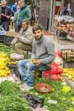 Food market Royalty Free Stock Image