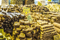 Food market Royalty Free Stock Photo
