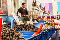 Food market Royalty Free Stock Images
