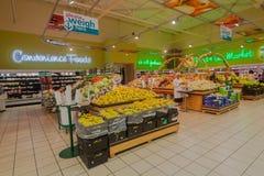 Food Market Fruits Vegetables Stock Image